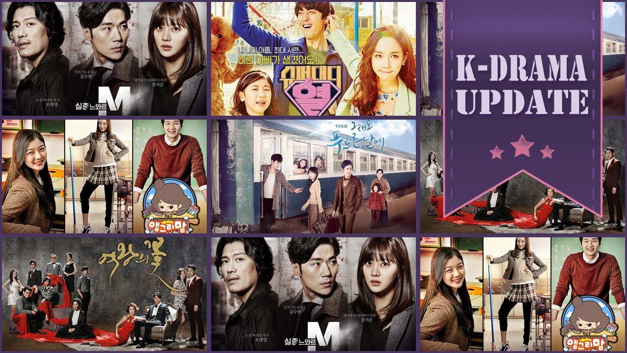 Kdrama update march 2015 list of new hot korean