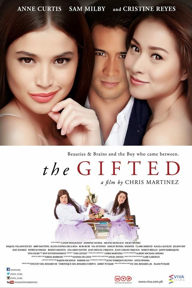 The Gifted Is A Dark Comedy Filipino Movie Produced By Viva Films Pinoy Movies Full Movies Online Free Movies