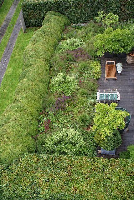 An oudolf designed private garden for piet boon oostzaan for Piet oudolf private garden