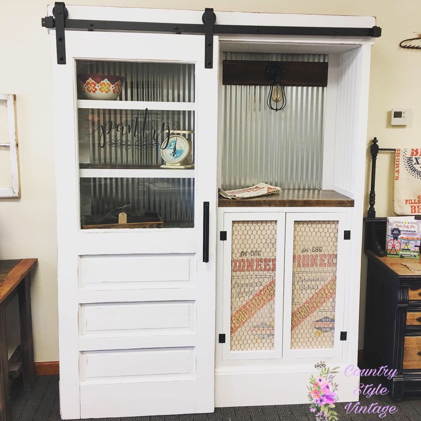 Best Farmhouse Pantry Ana White In 2019 Pantry Design 400 x 300