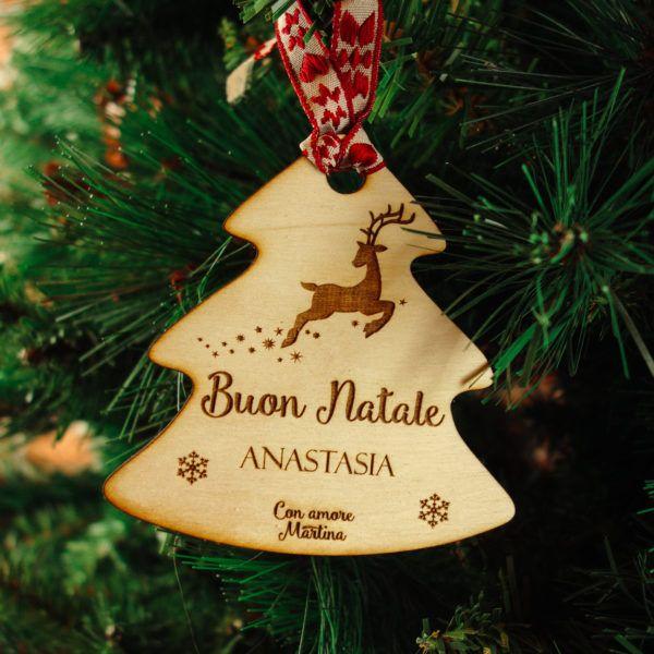 Decorazioni Natalizie 1 Euro.Decorazioni Appendere Albero Natale Renna Stelle 1 Natale Ornamenti Natalizi Decorazioni