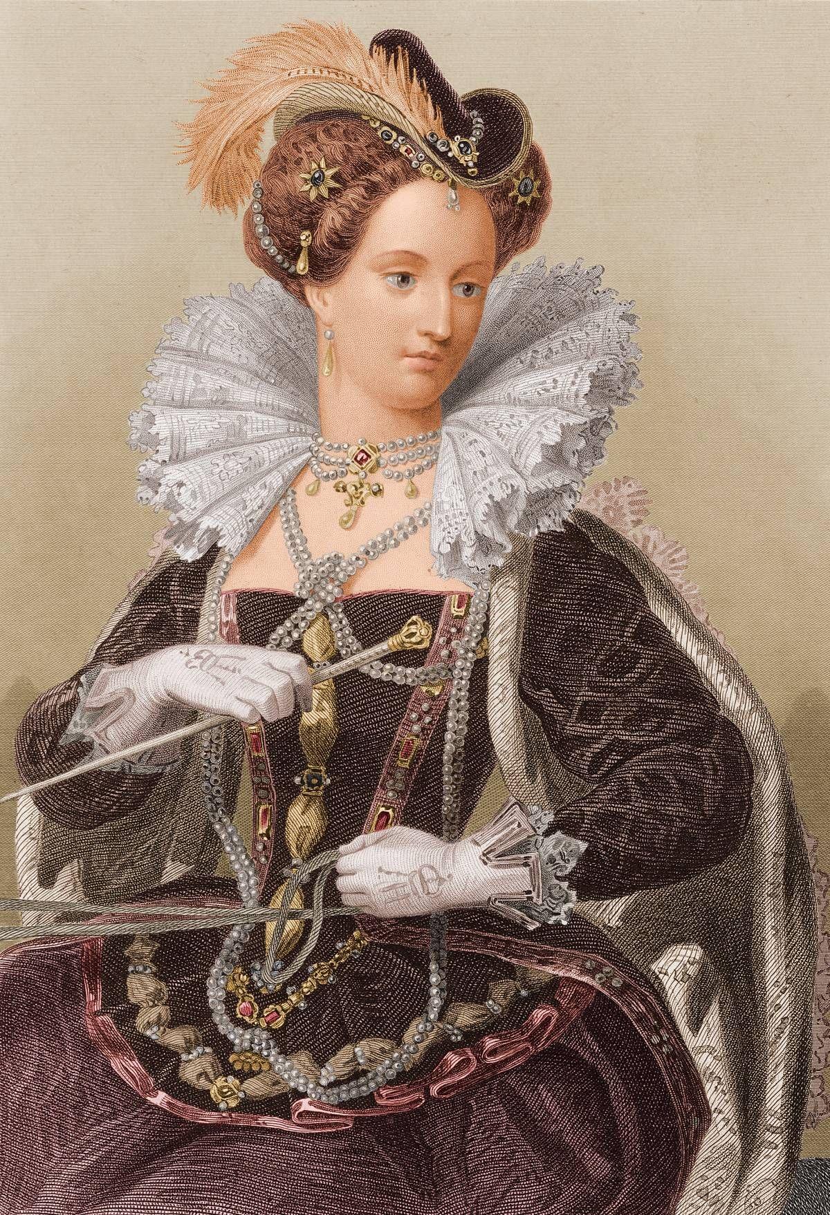 Queen Elizabeth I of E...