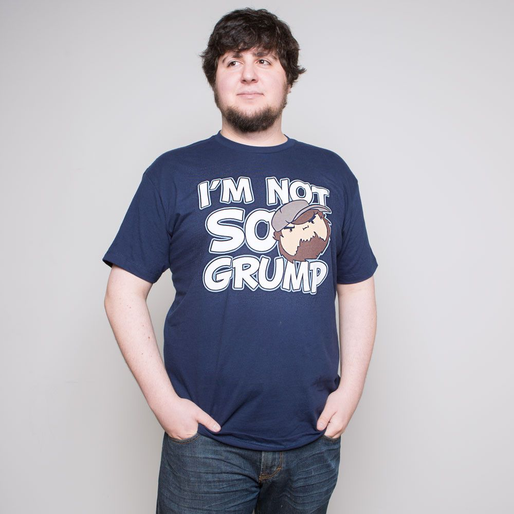 c11c9e673ddf Game Grumps - Im Not So Grump Tee