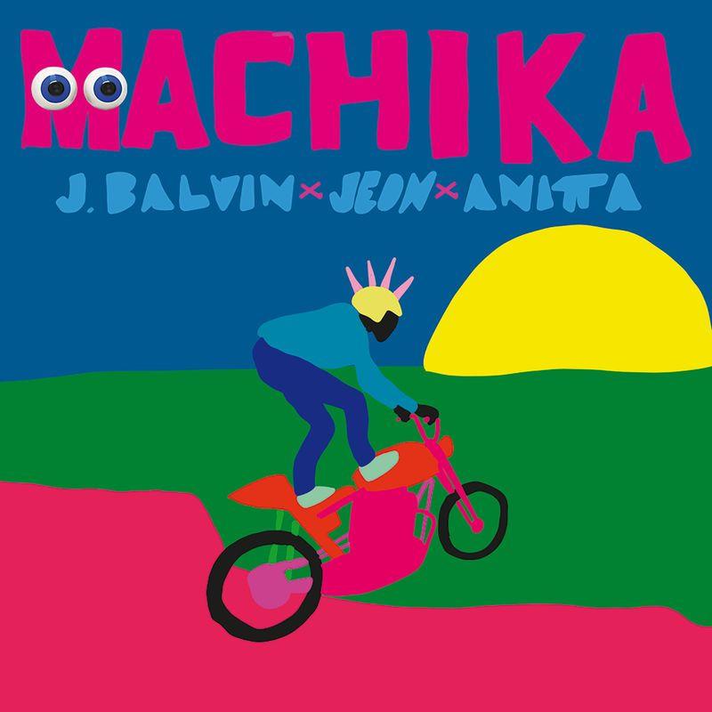 Machika By J Balvin Machika Anitta E Album