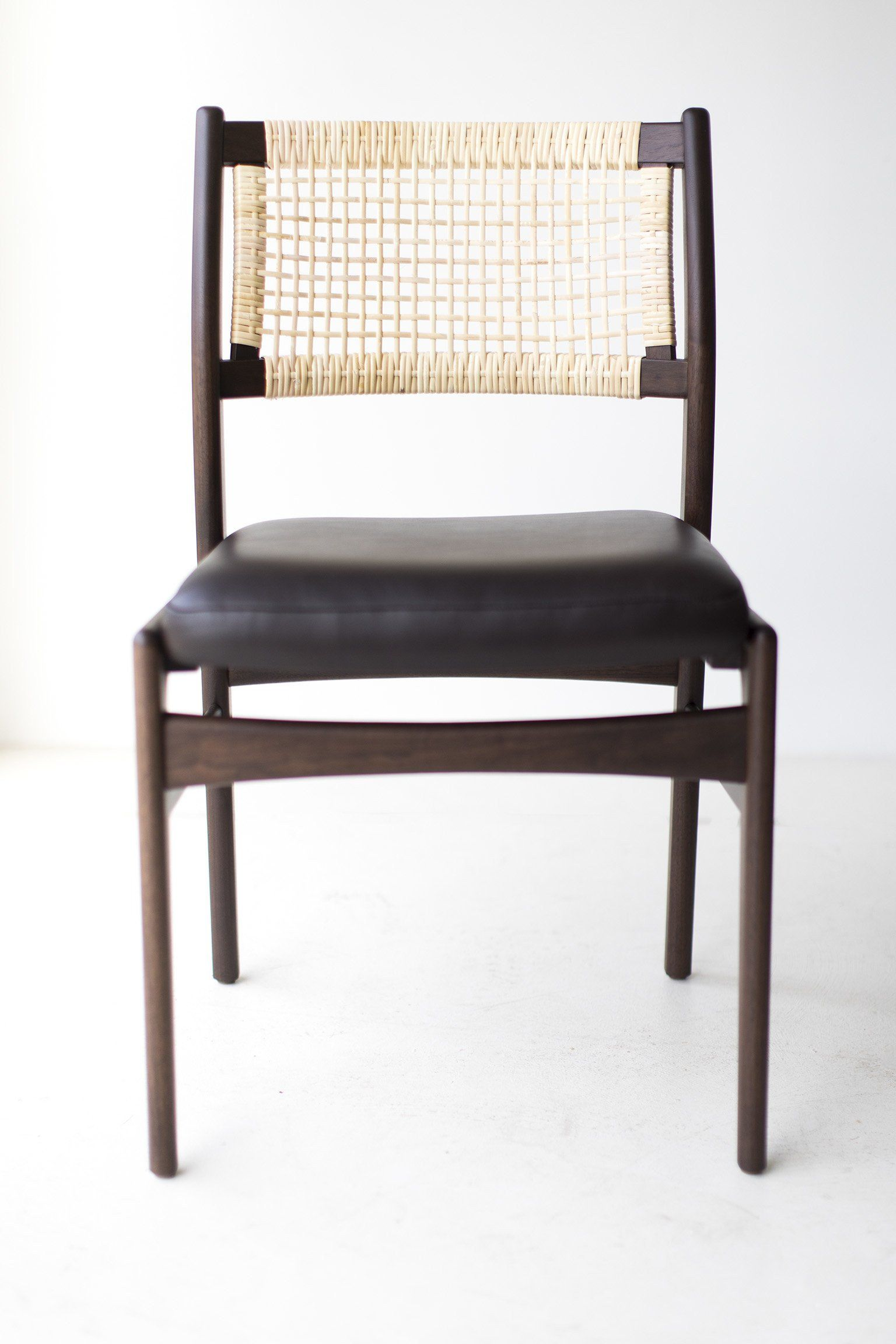 Modern Dining Chairs In Leather T1002 Craft Associates