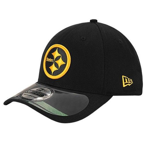 competitive price 0bb54 5839a New Era Pittsburgh Steelers Nfl 39thirty Thanksgiving Cap Men s Multi   Hat,  Headwear and Accessory