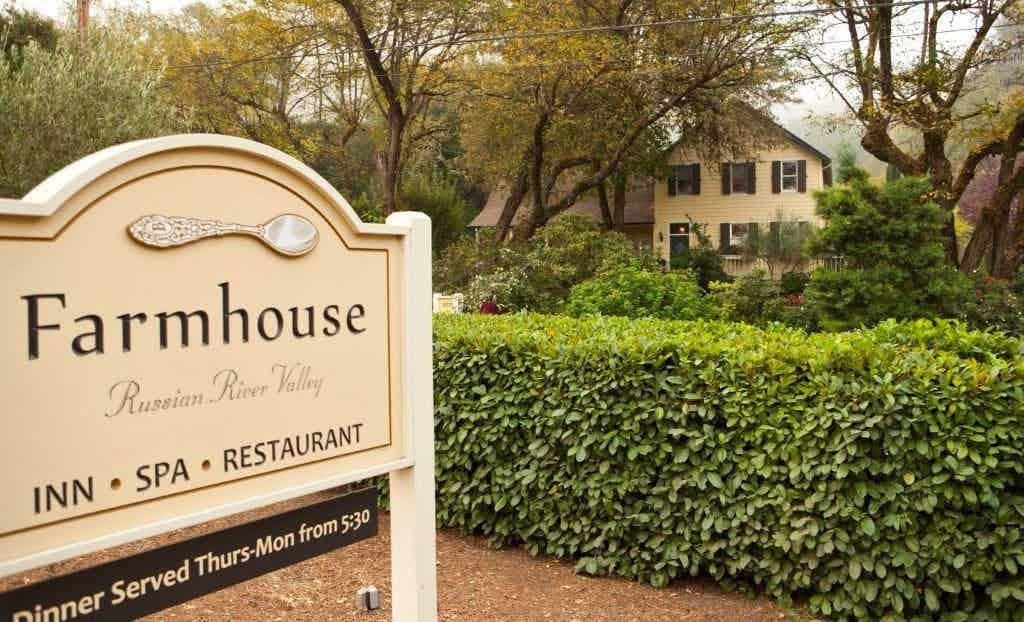 Farmhouse Inn Forestville Restaurant Review Zagat