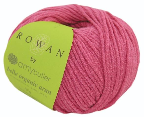 Rowan Belle Organic Aran (Wolle & Design - kreatives Stricken)