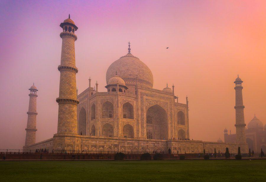 """The Taj"" by Dylan Gehlken, via 500px."