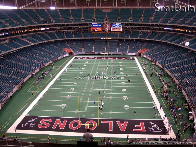 Georgia Dome Home Of The Atlanta Falcons Atlanta Falcons Football Atlanta Falcons Tickets Atlanta Falcons