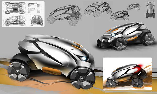 Chevrolet - Meteor on Behance