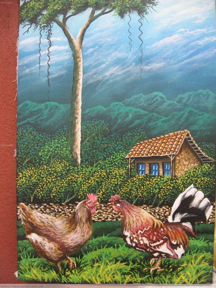 resultado de imagen de paisajes tipicos costarricenses en