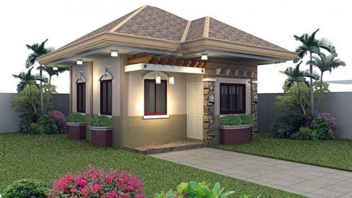 Minimalist Small House Design Brilliant Ideas From Great Designer Small House Design Exterior Small House Design Small House Exteriors