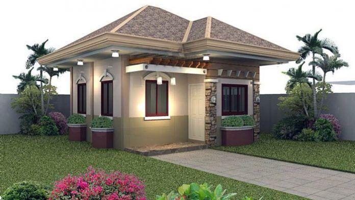 Minimalist Small House Design Brilliant Ideas From Great Designer Small House Design Exterior Small House Design House Exterior Small house design of