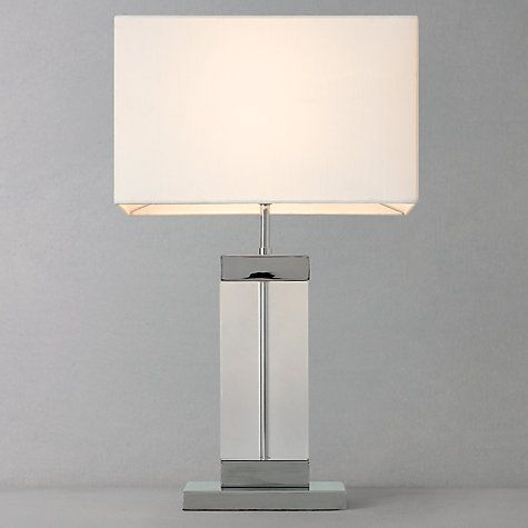 emilee glass table lamp | glass table lamps, glass table and john