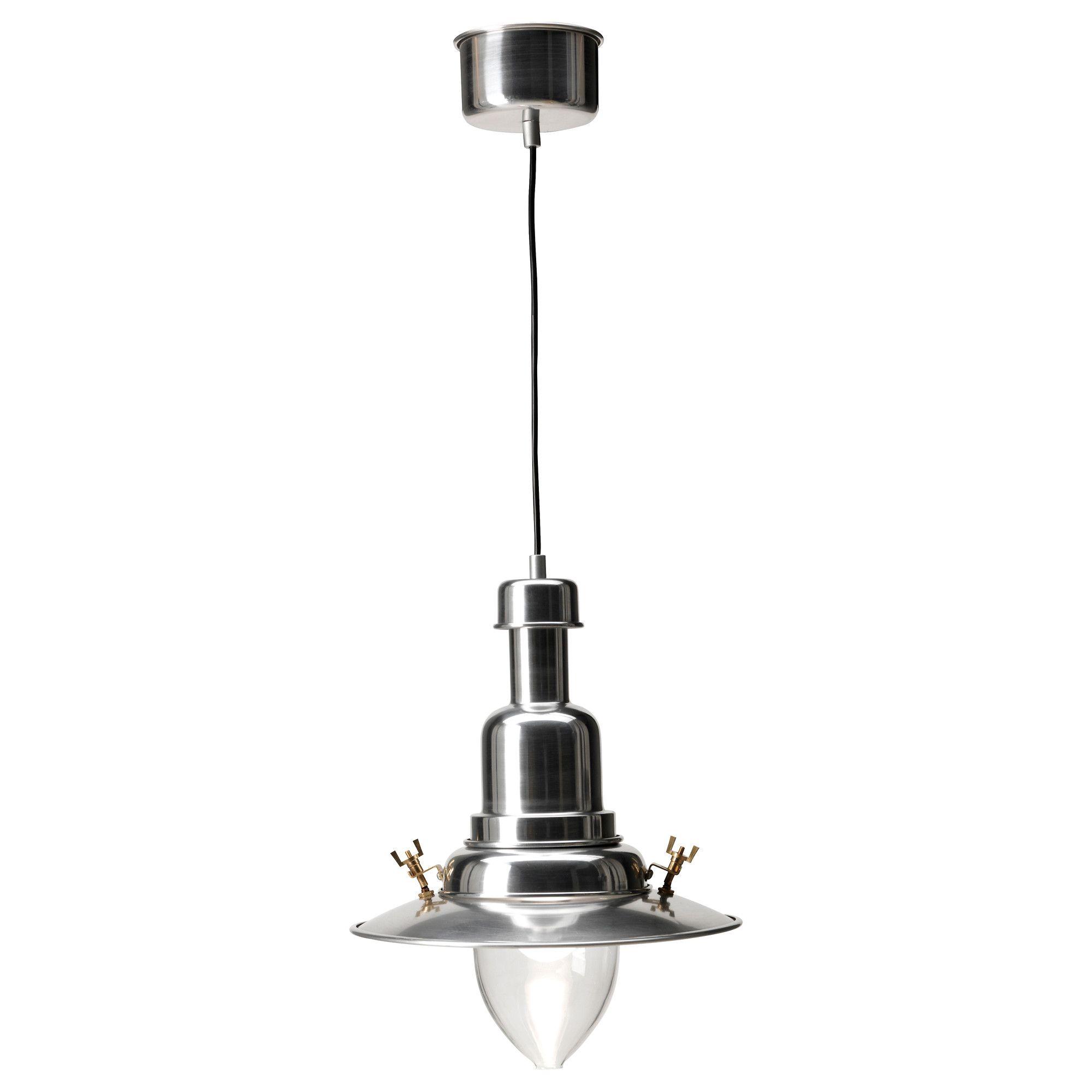 Ikea Candeeiros ~ IKEA OTTAVA, Candeeiro suspenso, , , Abajur em vidro soprado; cada abajuréúnico Iluminaç u00e3o