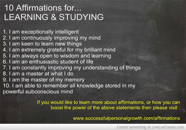 Success with Affirmations - 10 Expert Tips