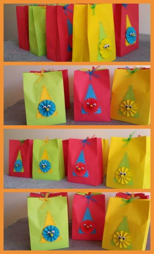 36271a365 Bolsitas de dulces | bolsas decoradas | Pinterest | Escritura ...