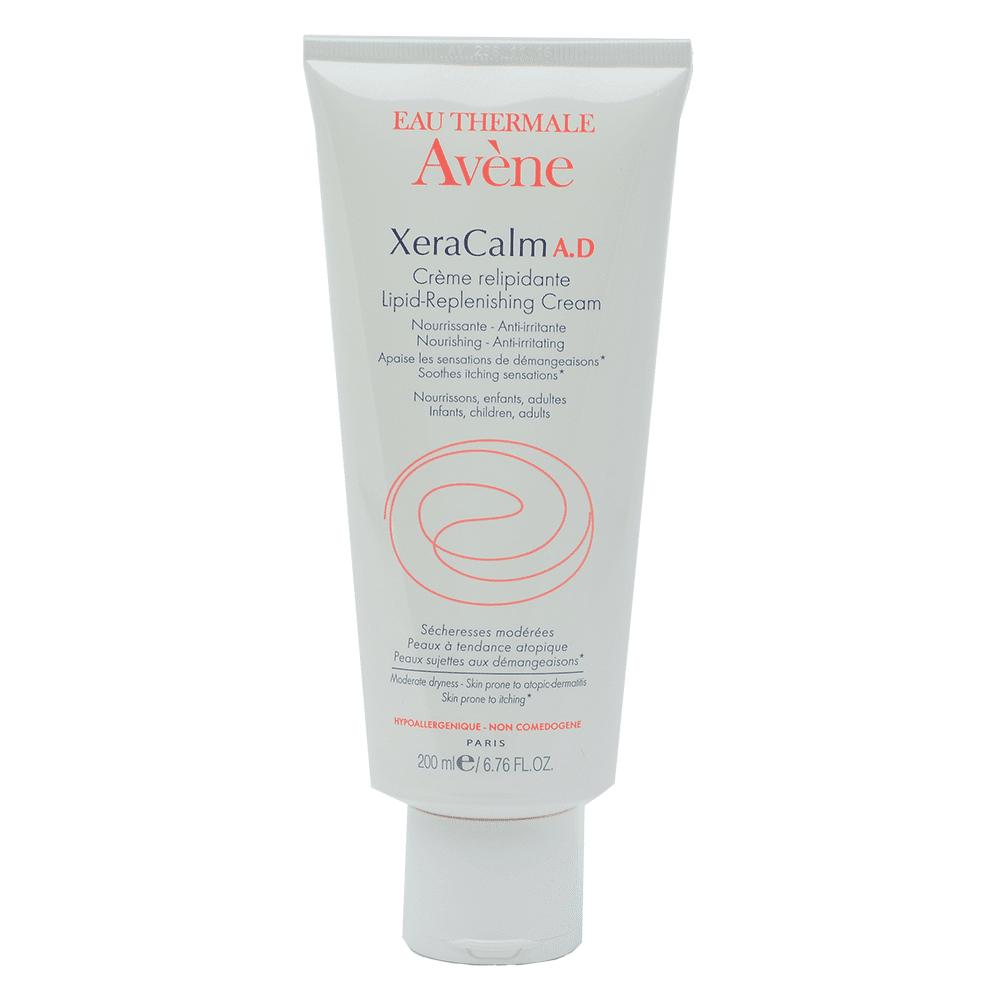 افين زيراكالم كريم مرطب للبشرة الجافة الملتهبة والحساسة Shampoo Bottle Beauty Shampoo