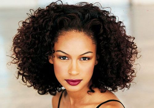 Swell 1000 Images About Hair Inspiration On Pinterest Curly Weave Short Hairstyles For Black Women Fulllsitofus