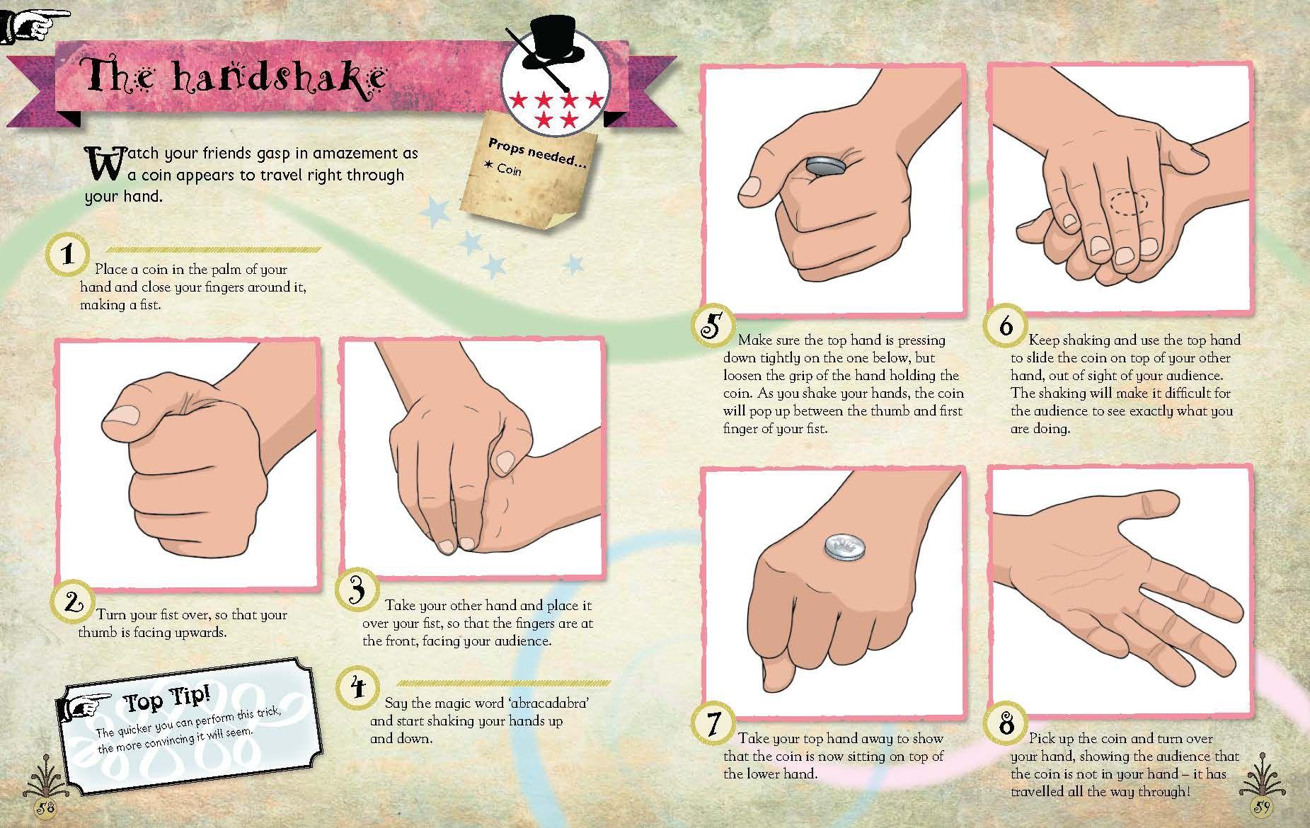 A Simple Magic Trick To Impress Friends Family Easy Magic Card Tricks Easy Card Tricks Easy Magic Tricks