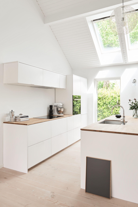Rosenstandsvej in Charlottenlund, Denmark | Ikea küche