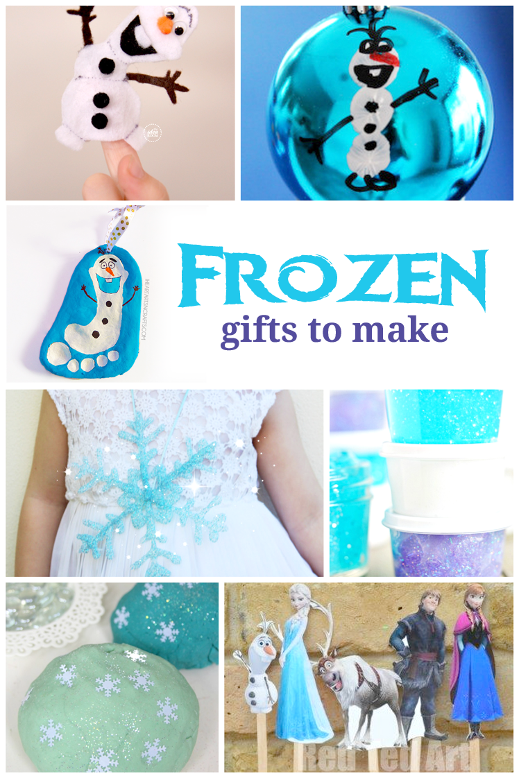 Christmas frozen gift ideas