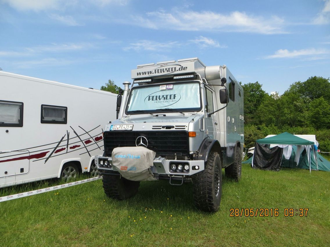 Baloo The Unimog Unimog Adventure Campers Expedition Vehicle