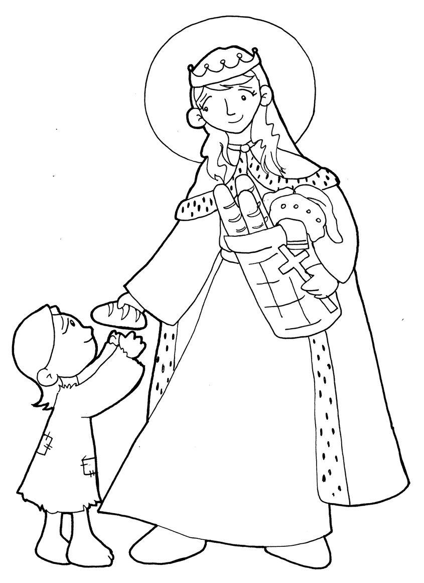 Fiesta 19 De Noviembre Isabel Nació En Hungría En El Año 1207 Hija