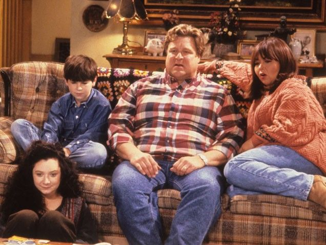 The Conners - Roseanne