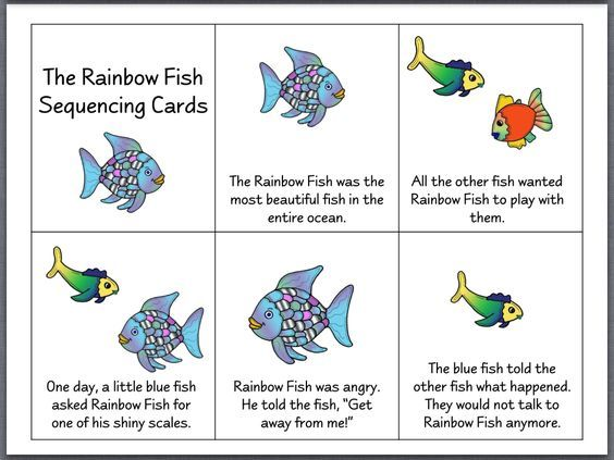 Let S Talk With Whitneyslp The Rainbow Fish Summer