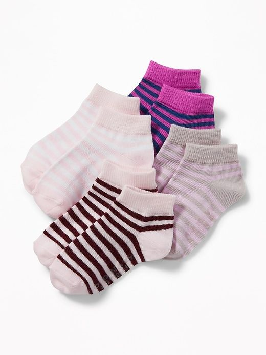 4bb8ec71a Ankle Socks 4-Pack for Toddler Girls & Baby in 2019 | Products ...