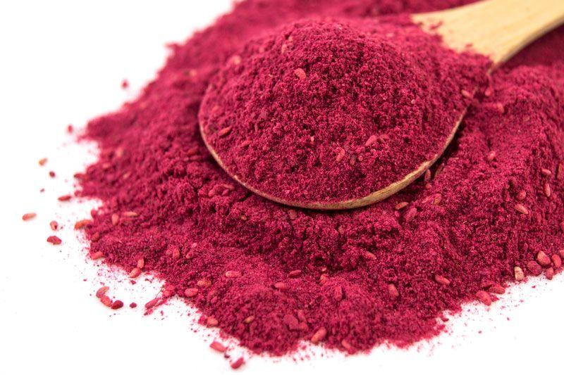 Freeze Dried Raspberry Powder 50g (Healthy Supplies) #freezedriedstrawberries