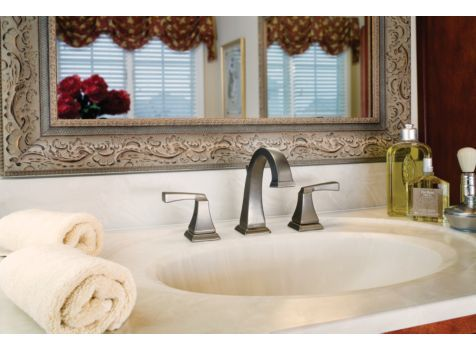 Dryden Collection by Delta Faucet - sink version in traditional ...