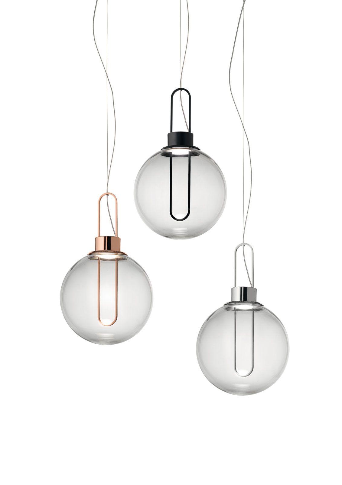 Lampade Sospensione A Grappolo euroluce 2015: lampadari a sospensione al salone del mobile