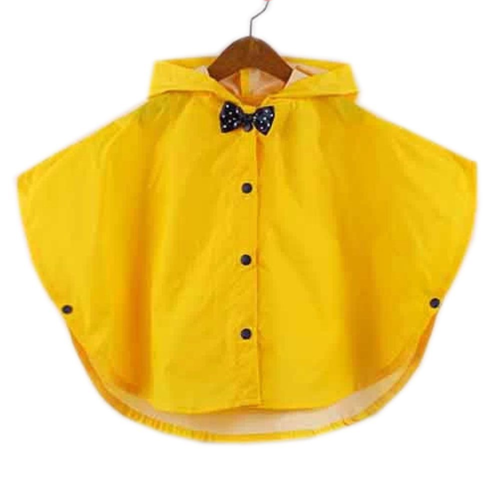 Toddler Rain Day Outerwear Baby Rain Jacket Infant Raincoat ...