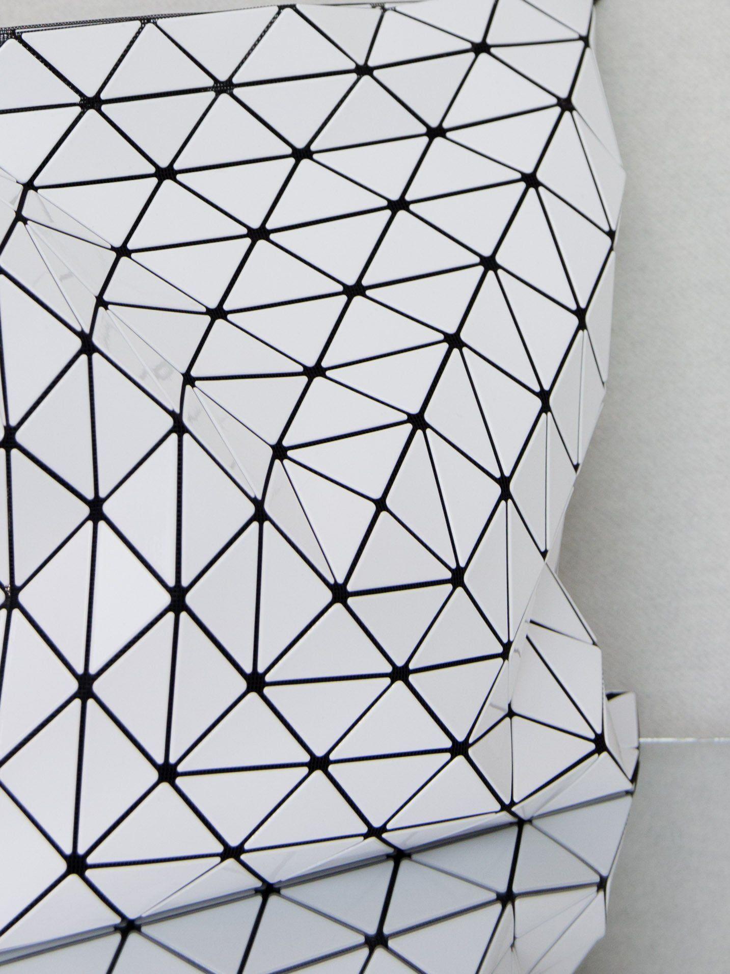 40245fd9fe66 BAO BAO ISSEY MIYAKE Row Box Shoulder Bag