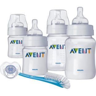 Buy Philips Avent Classic Newborn Bottle Starter Set At Argos Co