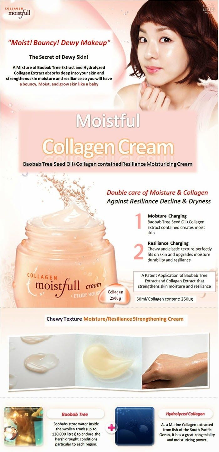 Commit error. does collagen in skin cream penetrate not