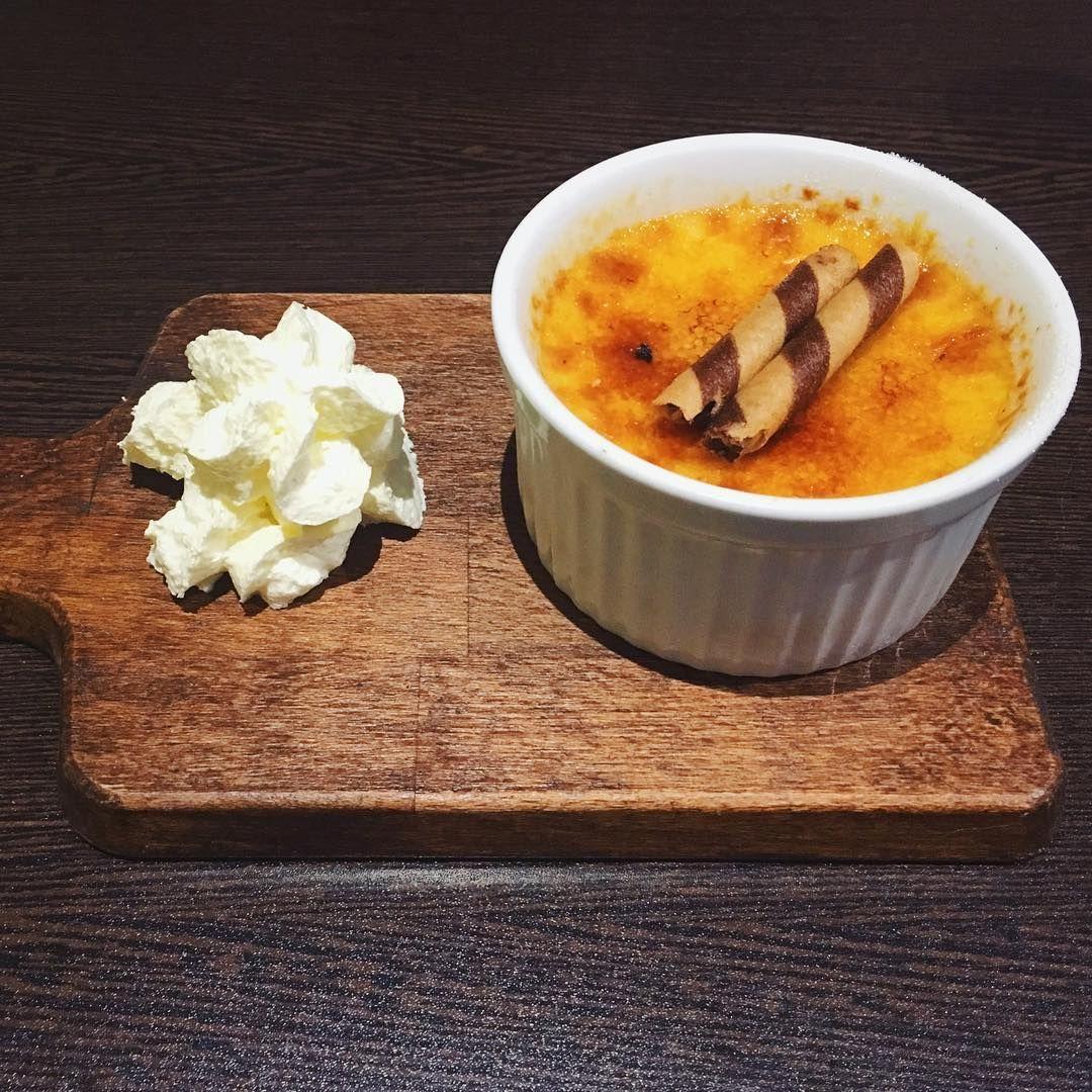 Good stuff ‼️✔️ #cremebrulee #dessert #sydneyeats #sydneyfoodie #sydneyfood #sydneydessert