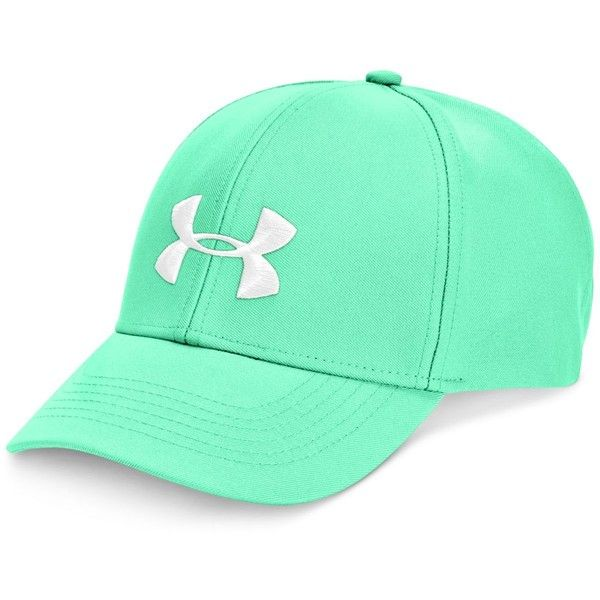9f82ac9036b Under Armour Adjustable-Strap Cap ( 20) ❤ liked on Polyvore featuring  accessories