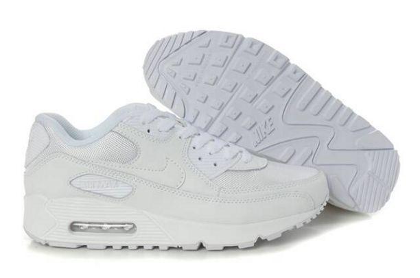 Alle wit Nike Air Max 90 Dames , Tot 58% Korting op ...
