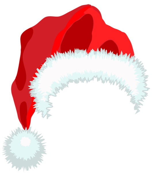 santa hat png clipart clipart pinterest santa hat santa and rh pinterest com christmas hat clipart png christmas hat clipart black and white
