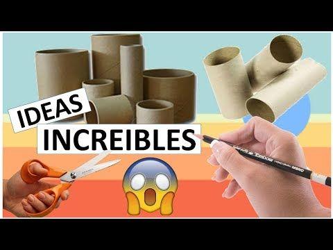 17 Manualidades en 5 minutos con papel