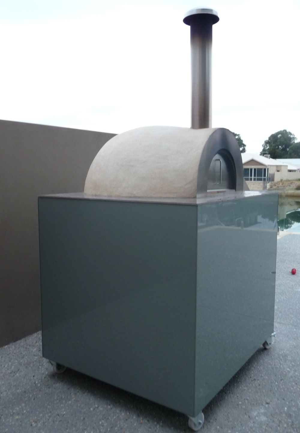 Master mobile | Master Oven from Gourmet Wood Fired Ovens Perth WA ...