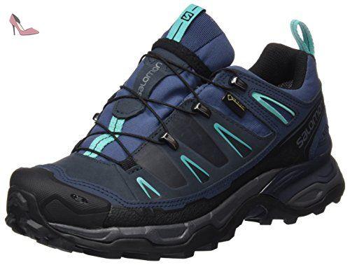 Salomon Utility TS CSWP - Chaussures Enfant - bleu Modèle 34 2016  taille : 34 ) 9eY5Hl