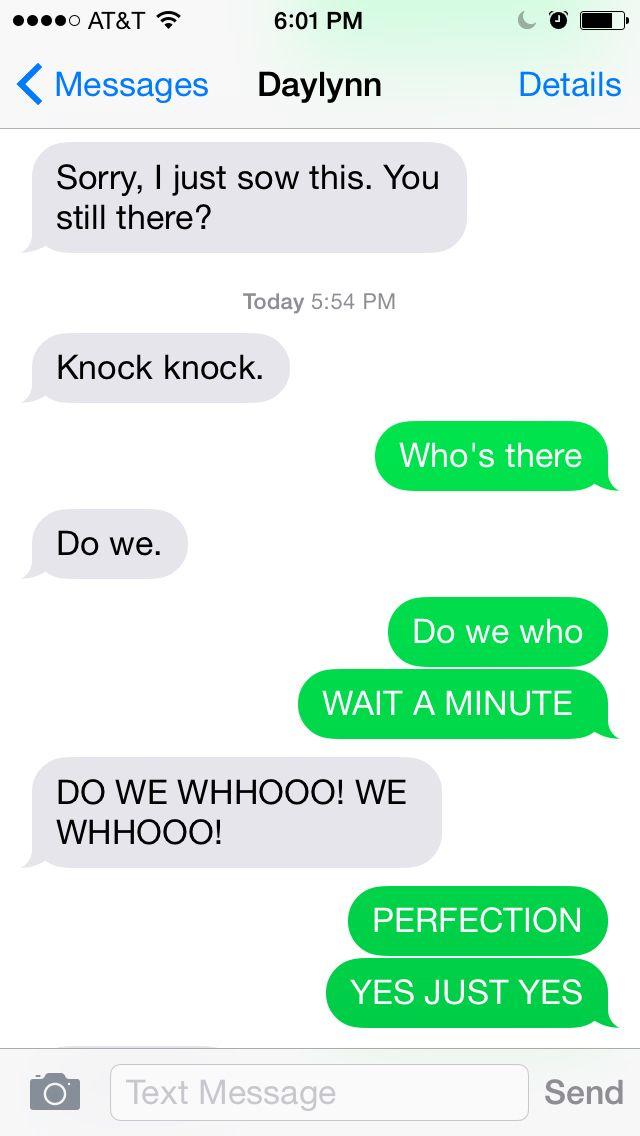 Doctor Who Knock Joke Pinterest