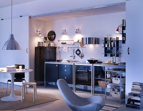 Applique Murale Loft Ikea Decoration Cuisine Moderne Decor De Cuisine Francaise