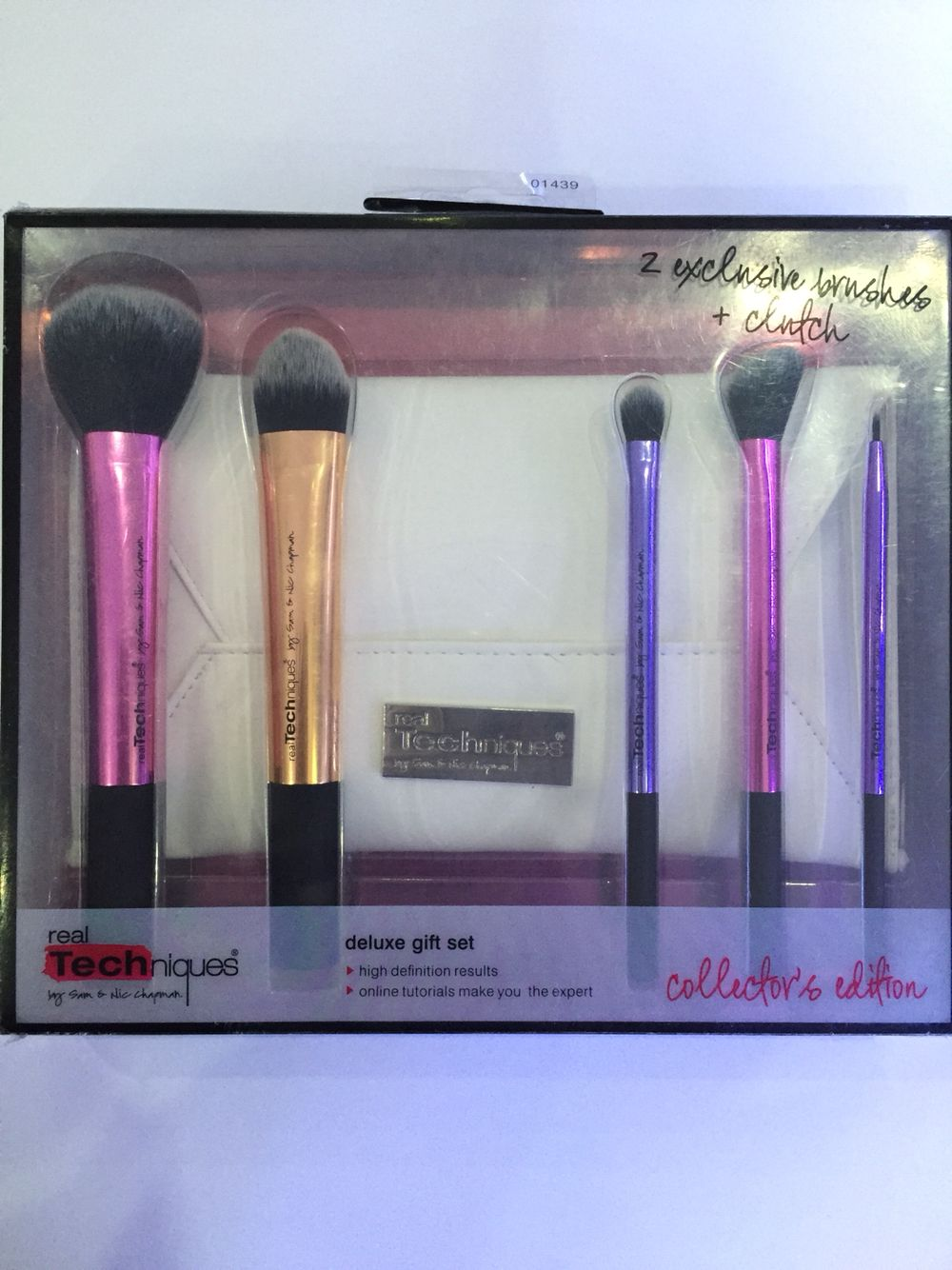Real Techniques brush set Product from Thailand Price 23