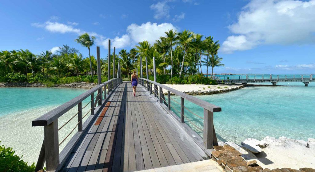 French Polynesia Is The Perfect Get Away From It All Island Escape Here